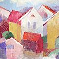 Scratchy Village by Lutz Baar