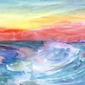 Sea Wave by Irina Dobrotsvet