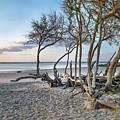 Seaside Beach Hangout by Dale Powell