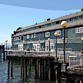 Seattle Downtown Pier by Kirt Tisdale
