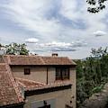 Segovia Sky by Juan Contreras