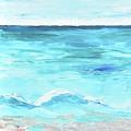 Rolling Waves 2 by Christine Dekkers