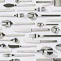 Set Of Cutlery by Gregor Schuster
