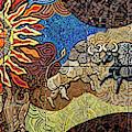 Setanta Wall by Weston Westmoreland