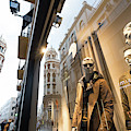 Sevilla Streets by Alex Lapidus