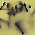 Shadow Art Using Light Box by Diane Seddon Photography