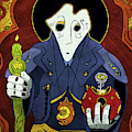 Shadow Priest by Sotuland Art