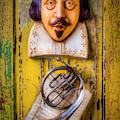 Shakespeare And French Horn by Garry Gay