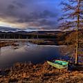 Shaw Pond Sunrise - Landscape by Rod Best