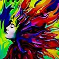 She Transcends by Diane Holman