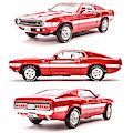 Shelby Gt500  by Jorgo Photography - Wall Art Gallery