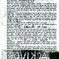 Shin Detonator Book Dada Page 100r1 by Artist Dot