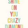 Shine On You Crazy Diamond by Zapista Zapista