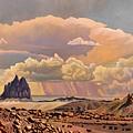 Shiprock Vista by Art West