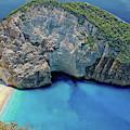 Shipwreck Beach by Anthony Dezenzio