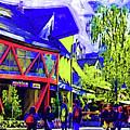 Shopping Whistler by Kirt Tisdale