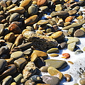 Shoreline Rocks by Glenn McCarthy Art and Photography