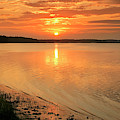 Shoreline Sunset by Phill Doherty