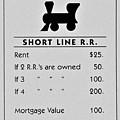 Short Line R.r. by Rob Hans