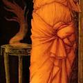Sibylla Delphica by BurneJones Edward