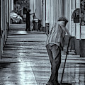 Sidewalk Cleaner by Tom Singleton
