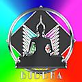 Silver Buddha Rainbow by Chuck Staley