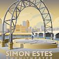 Simon Estes Amphitheater by Clint Hansen