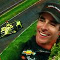 Simon Pagenaud Penske Chevy 2019 Indy 500 Winner by Blake Richards
