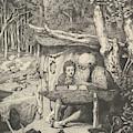 Simplici Schreibstunde, From The Series Intermezzi by Max Klinger