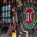 Sinclair Hc Gasoline by Susan Candelario