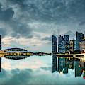 Singapore Lighst by Chris Cousins