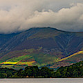 Skiddaw Panorama by John Collier