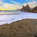 Skittles Beach by Darren White