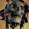 Skull - 9 by Prar Kulasekara