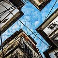 Sky Over Stonetown, Zanzibar by Lyl Dil Creations