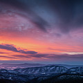Skyline Drive Sunset by Todd Henson