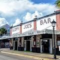 Sloppy Joe's Days In Key West by John Rizzuto