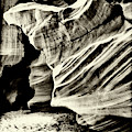 Slot Canyon Forms Of Nature by Paul W Faust - Impressions of Light