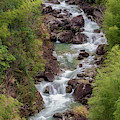 Small Cascade 1x2 Vertical by William Dickman