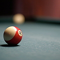 Snooker Ball by Photo By Andrew B. Wertheimer