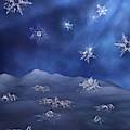 Snowflake Graveyard by Mark Fuller