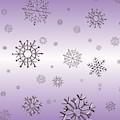 Snowflakes  by Rachel Hannah