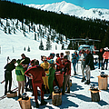 Snowmass Picnic by Slim Aarons