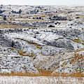 Snowy Dakota by Cris Fulton