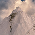 Snowy Mountain 003 by Clayton Bastiani