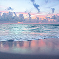 Soft Light At The Sea by Debra and Dave Vanderlaan