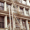 Soho Architecture In New York City by John Rizzuto