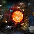 Solar System by Adventtr