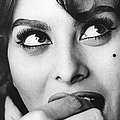 Sophia Loren by Keystone Features