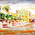 Sorrento Italy Impression by Ginette Callaway